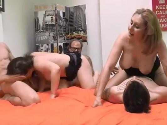 Imagen Bacanal sexual con mujeres maduras españolas