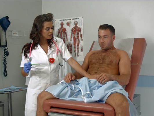 imagen Las fantasías sexuales, con una enfermera