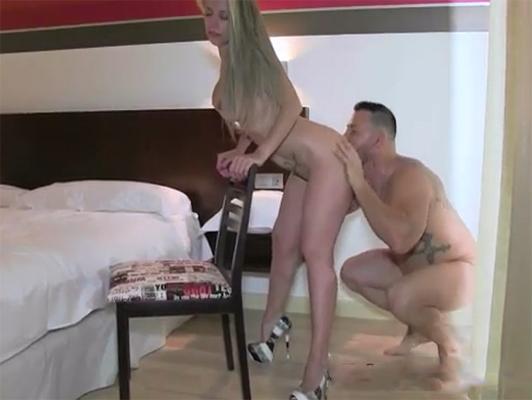 imagen Video porno amateur con una mujer madura español