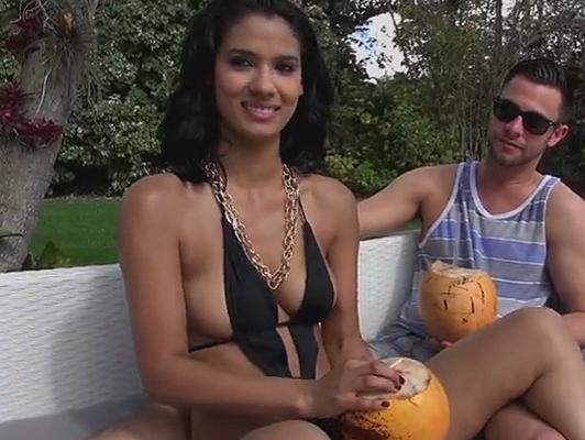 Imagen video porno caliente con una brasilena