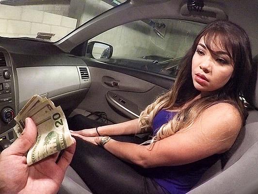 Imagen Cassidy Bancos está perdida y en la necesidad de dinero