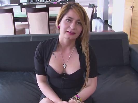 Imagen de sexo casero con una inocente Colombia
