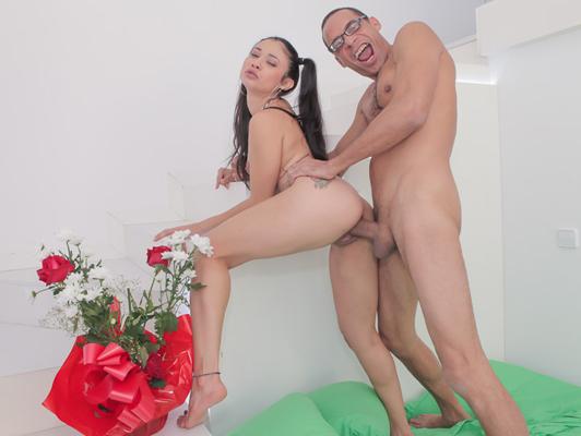 Imagen Latina joven puta Jade Preesleyy-precio con Ramón Monstercock