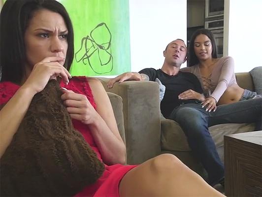 Imagen sexo con la hermanastra latina