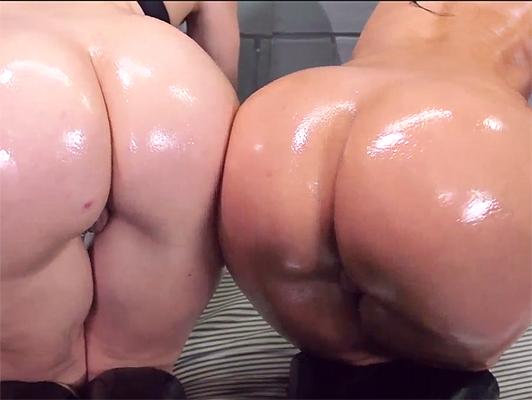 Imagen putos los grandes culos de dos policías calientes