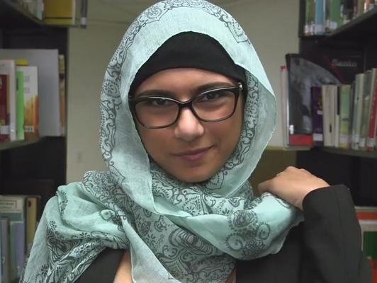 Imagen Mia khalifa una arabe con mucho secreto