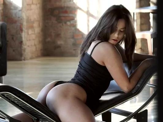 Imagen Latina con hermoso trasero quiere sexo anal