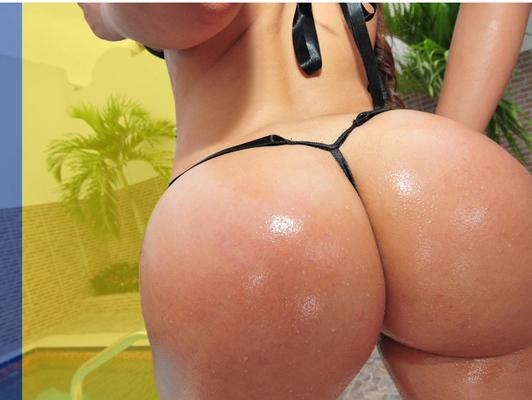 Imagen Colombiana con el culo mas rico del porno latino xxx
