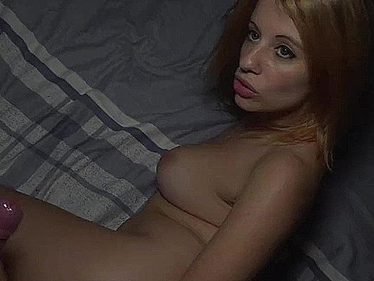 Imagen Video porno amateur español rubia con culazo tetas naturales