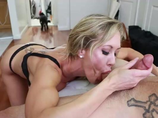 Imagen Brandi love una perra en casa sexo duro con su sobrino