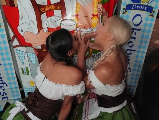 Imagen Borrachas follando en Oktoberfest