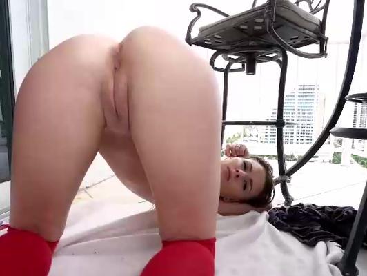 Imagen Follando con una prostituta en el balcón