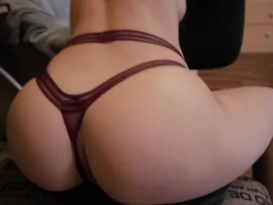 Imagen Culazo perfecto para un duro sexo anal y acabada encima