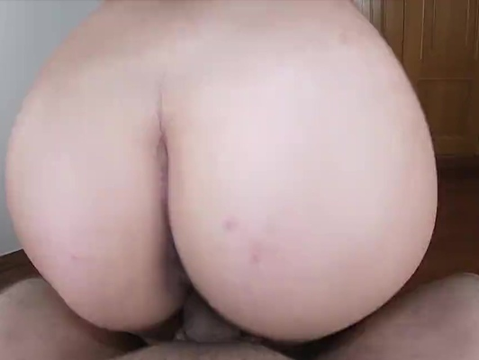 Imagen Novia con un gran culo cabalgando