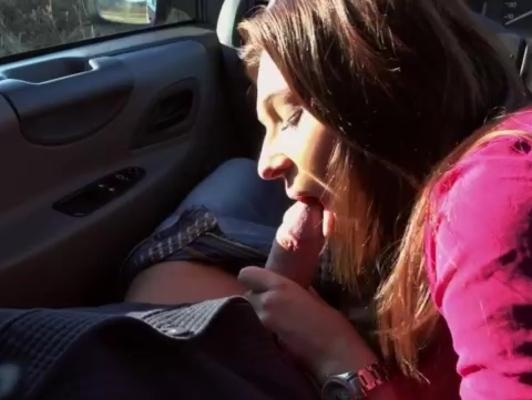 Imagen Coche chupada de mi pareja cuando estoy al volante