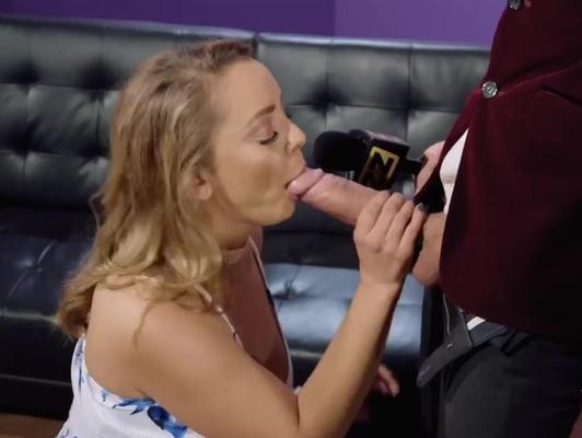 Imagen Publico sexo con una reportera viciosa xxx