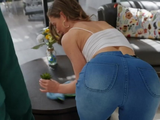 Imagen Pantaloncito de mi suegra me la pone dura xxx