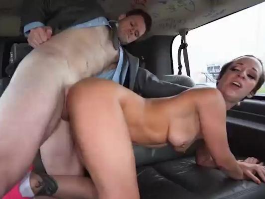 Imagen Coche sexo con un buen culazo y bañada de leche