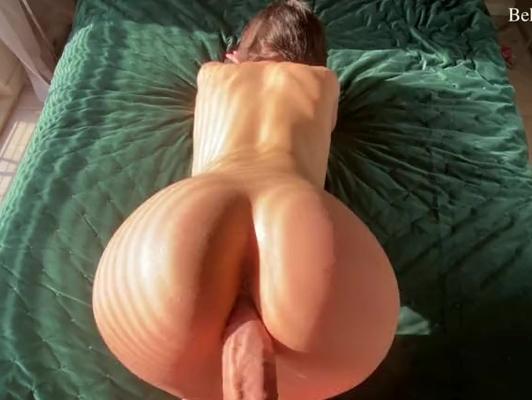 Imagen Anal follando duro el culo de mi chica